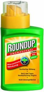 Unkrautvernichter Roundup LB Plus