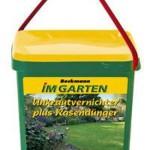 Rasendünger mit Unkrautvernichter 5 kg