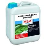 MEM Algen-und grünbelag-Entferner 5 I, 220021